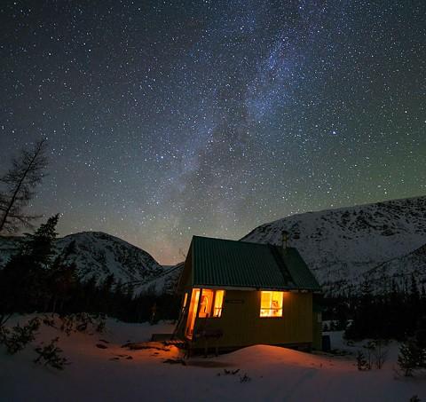 La Gaspésie en hiver, La connais-tu ?
