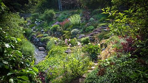 Tourisme Gaspésie -- Jardins de Métis