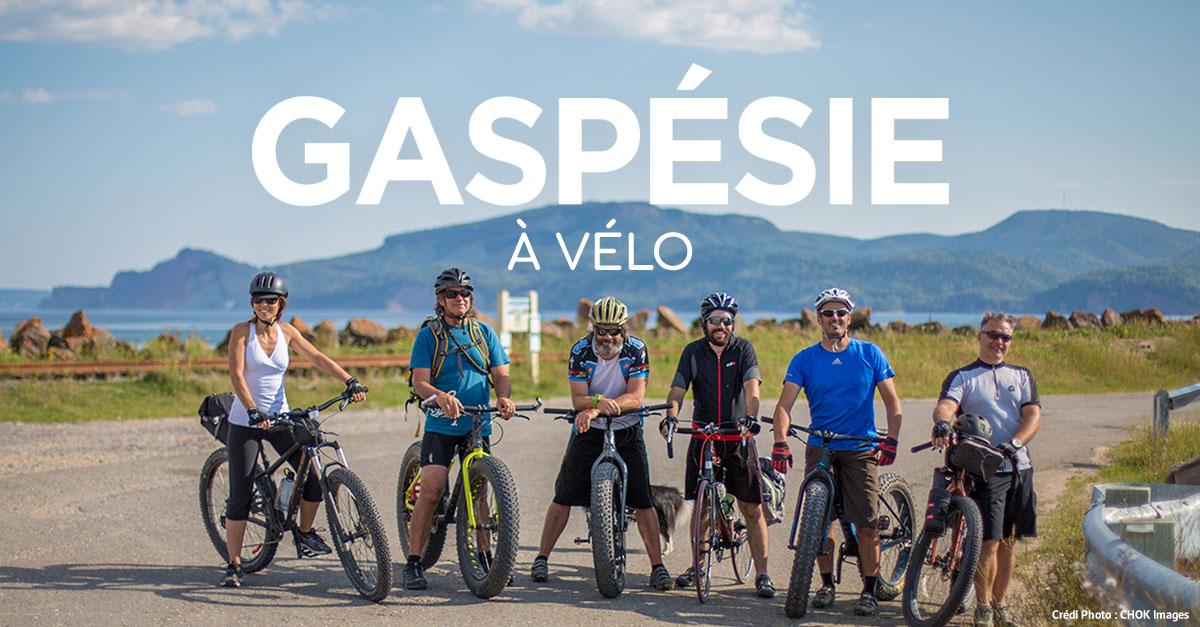 Gaspésie à Vélo Tourisme Gaspésie