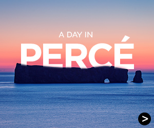 A day in Percé