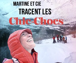 Martine Et Cie Tracent Les Chic Chocs